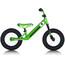 "Rebel Kidz Air - Draisienne Enfant - 12,5"" Race Motiv vert"